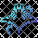 Sting Ray Animal Ocean Icon