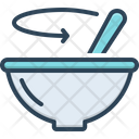 Stir Bustling Bustle Icon