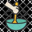 Stir Mix Food Icon