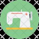 Stitching Machine Dress Icon