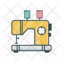 Tailor Machine Stitching Icon