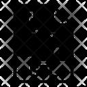 Stl File Format Icon