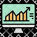 Stock Market Growth Icon
