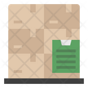 Stock Warehouse Product Stock Icon