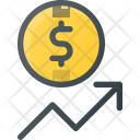 Stock Finance Money Icon