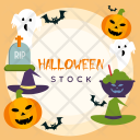 Stock Holiday Dark Icon