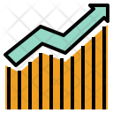 Stock Market Finance Icon