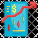 Stock Analysis Icon