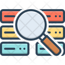 Stock Data Analysis Data Analysis Research Icon