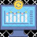 Stock Exchange Online Stock Exchange Stock Market Icon