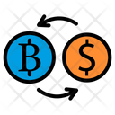 Stock Exchange Cash Currency Icon