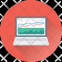 Stock Graph Icon