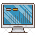 Stock Market Investments Icon