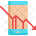 Cell Phone Investment Icon