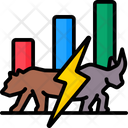 Bear And Bull Marketm Icon