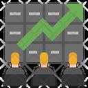 Stockmarket Trader Stock Market Chart Icon
