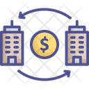 Stock Market Business Company Icon