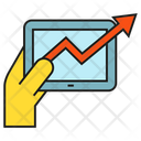 Graph Chart Stock Market Icon