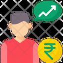 Stock Market Advisor Stock Trading Advice Stock Market Analyser Icon
