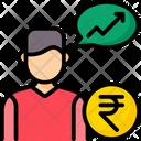 Stock Trading Advicem Icon
