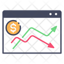 Business Data Website Icon