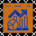 Stock Market Website Icon