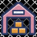 Stock Warehouse Icon