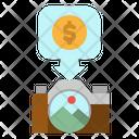 Stocker Stock Online Icon