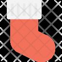 Christmas Stocking Socks Icon