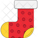 Christmas Stocking Christmas Accessories Christmas Socks Icon