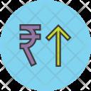 Stocks Finance Rupee Icon