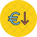 Stocks Finance Euro Icon