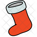 Christmas Stockings Socks Icon