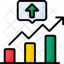 Stocks Sell Chart Icon