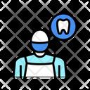 Stomatology Medical Specialist Icon