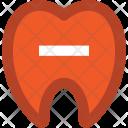 Stomatology Human Tooth Icon