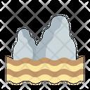 Disaster Emergency Rain Icon