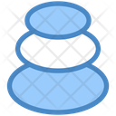 Stone Zen Stack Icon