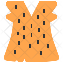 Leather Clothes Primitive Icon