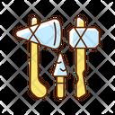 Weapon Stone Age Icon