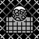 Stone Foundation Icon