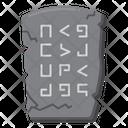 Stone Tablet Icon