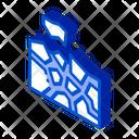 Bricklayer Brick Construct Icon