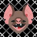 Stoned bat Icon