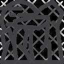 Stonehenge Landmark Site Icon