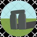 Stonehenge Wonder World Icon