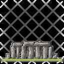 Stonehenge Landmark Ancient Icon