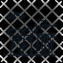 Line X Stonehenge Icon