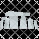 Stonehenge Scuba Diving Icon