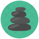 Massage Stones Beauty Icon